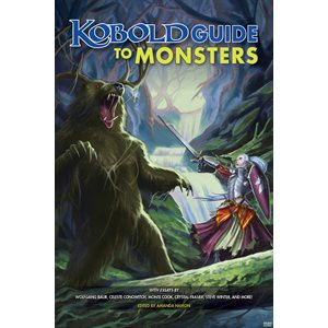 Kobold Press: Guide to Monsters (Pathfinder Compatible)