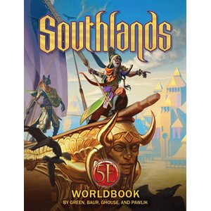 Southlands: Worldbook (5E Compatible) ^ Q4 2021