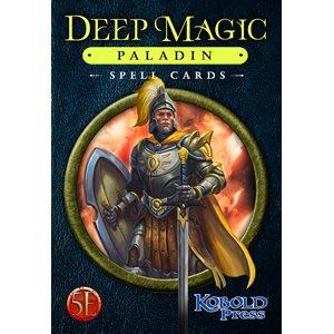 Deep Magic Spell Cards: Paladin (5E Compatible) ^ Q4 2021