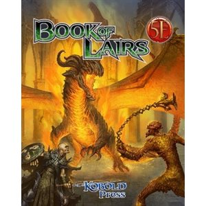 Book of Lairs (5E Compatible)