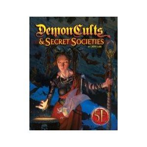 Demon Cults & Secret Societies (HC) (5E Compatible)