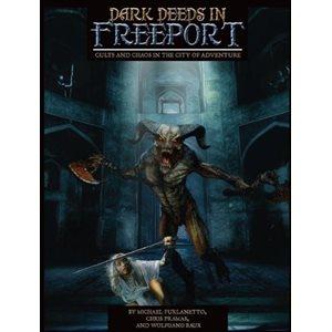 Kobold Press: Dark Deeds in Freeport (Pathfinder Compatible)