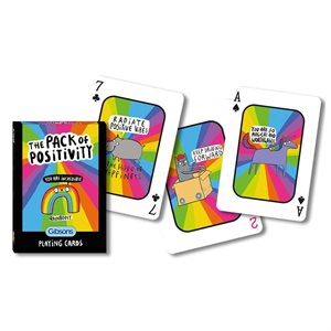 Pack of Positivity Playing Cards