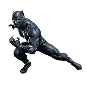 Black Panther Interactive Wall Decal