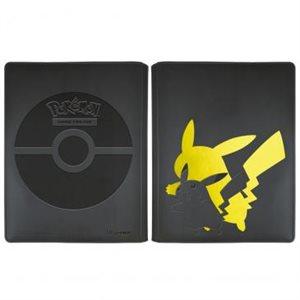 Elite Series: Pikachu 9-Pocket Zippered PRO-Binder for Pokémon