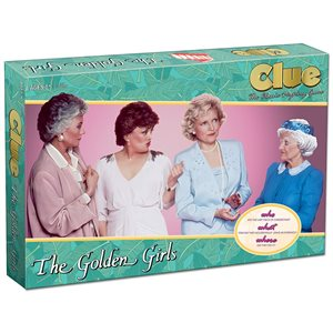 Clue: The Golden Girls (No Amazon Sales)