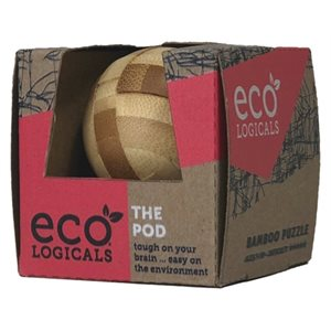 Eco Logicals: The Pod (Small)