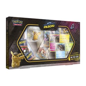 Pokemon: Detective Pikachu On The Case Box ^ August 9 2019