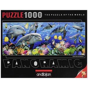 Puzzle: 1000 Undersea