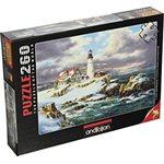 Puzzle: 260 Portland Head Lighthouse