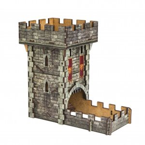 Dice Tower Medieval Colour
