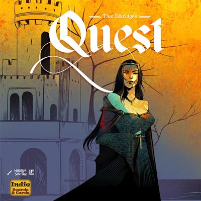 Quest (No Amazon Sales)