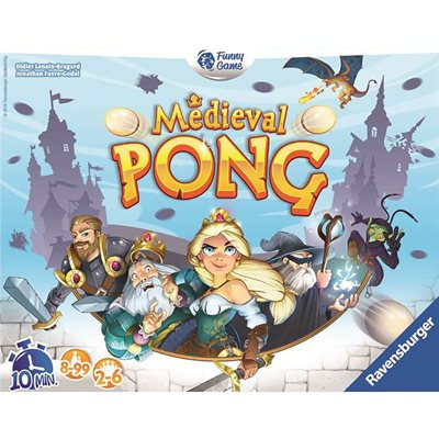 Medieval Pong (No Amazon Sales)