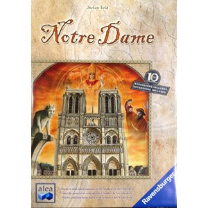 Notre Dame (No Amazon Sales)