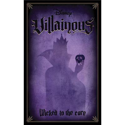 Disney Villainous: Wicked to the Core (No Amazon Sales)
