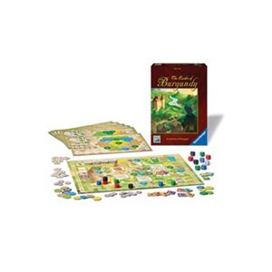 The Castles Of Burgundy (No Amazon Sales)