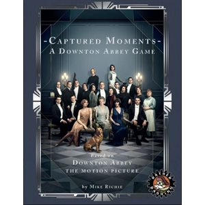 Captured Moments: A Downton Abbey Game (No Amazon Sales) ^ SEPT 2021