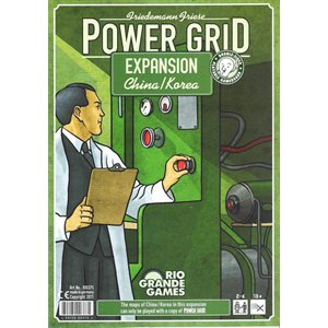 Power Grid China Korea Board