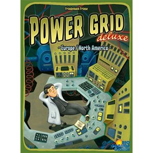 Power Grid Deluxe 10Th Ann Edition