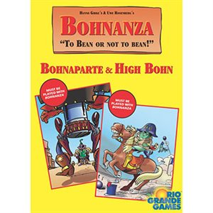 Bohnanza High Bohn Plus Bohnaparte