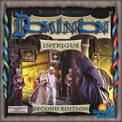 Dominion: Intrigue 2nd Edition (Expansion)