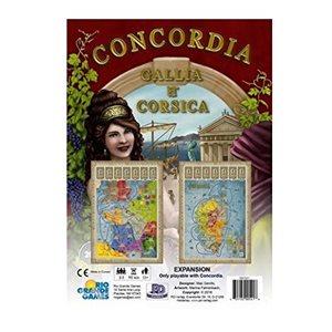 Concordia: Gallia / Corsica