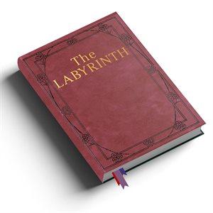 Jim Hensons Labyrinth: The Adventure Game (BOOK) ^ JAN 2020