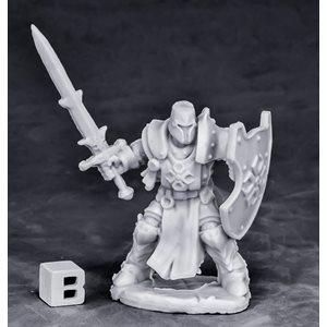Bones Crusader Swordsman (Standing)