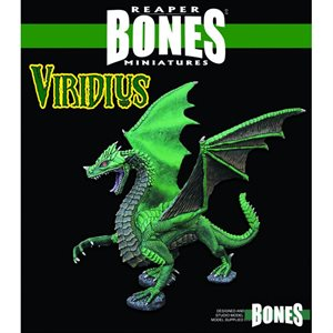 Bones Viridius, Great Dragon