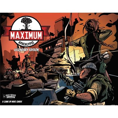 Maximum Apocalypse: Legendary ^ MAY 2020