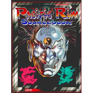 Cyberpunk 2020: Pacific Rim (BOOK)