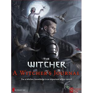 The Witcher RPG: A Witcher's Journal (BOOK) ^ JUL 2, 2020