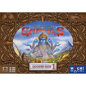 Rajas of the Ganges: Goodie Box