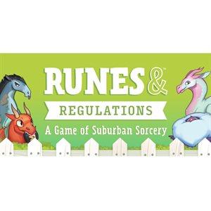 Runes & Regulations (No Amazon Sales)