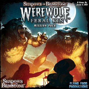 Shadows of Brimstone: Mission Pack - Werewolves
