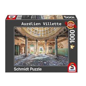 Puzzle: 1000 Sanatorium ^ NOV 2020