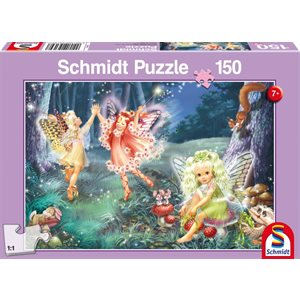 Puzzle: Child 150 Fairy Dance