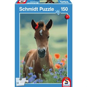 Puzzle: Child 150 My beloved Foal