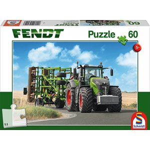 Puzzle: 60 Tractor