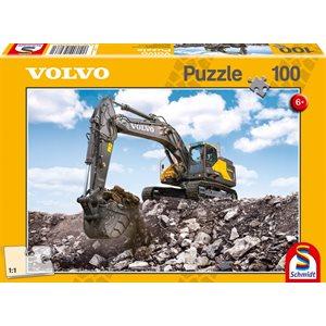 Puzzle: 100 Volvo EC380E