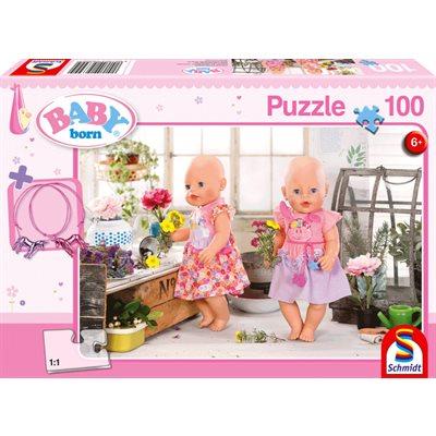 Puzzle: Child 100 Florists