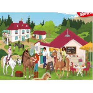 Puzzle: 100 The Horse Club ^ Q2 2021