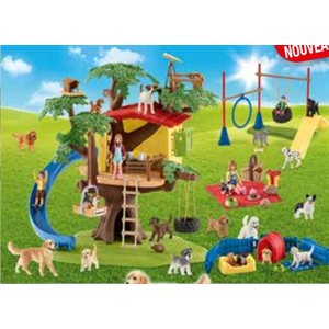 Puzzle: 40 Farm World, Happy Dogs ^ Q2 2021