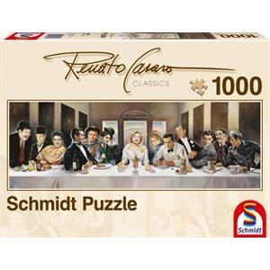 Puzzle: 1000 Invitation