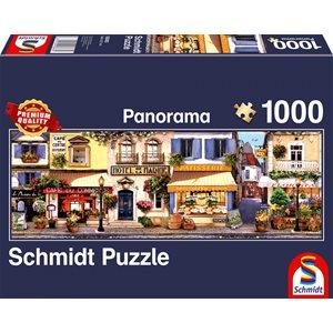 Puzzle: 1000 A Stroll Through Paris, Panorama