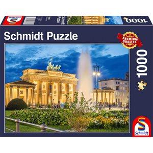 Puzzle: 1000 Brandenburg Gate
