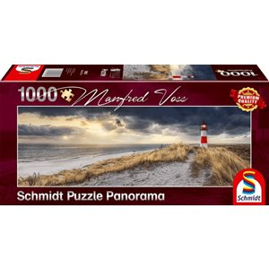 Puzzle: 1000 Lighthouse, Sylt