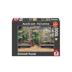 Puzzle: 1000 Vegetal Arch ^ NOV 2020
