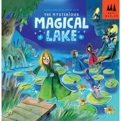 The Mysterious Magical Lake
