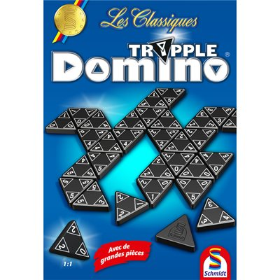 Les Classiques - Tripple Domino (French)